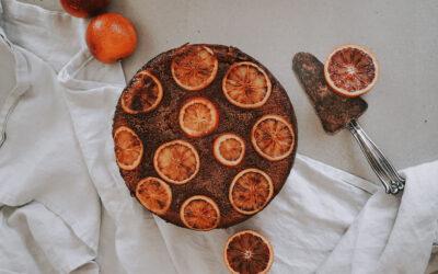 Recept: Dronken Sinaasappel Upside Down Cake