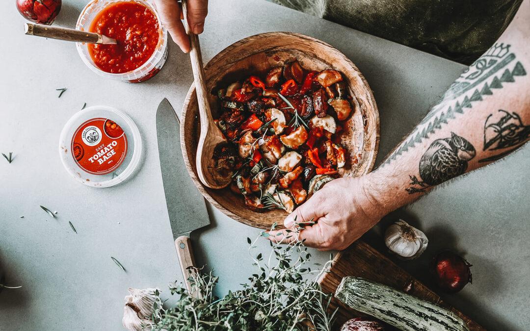 Verspilling is Verrukkelijk lanceert gratis kookboek Delicious Waste om voedselverspilling tegen te gaan