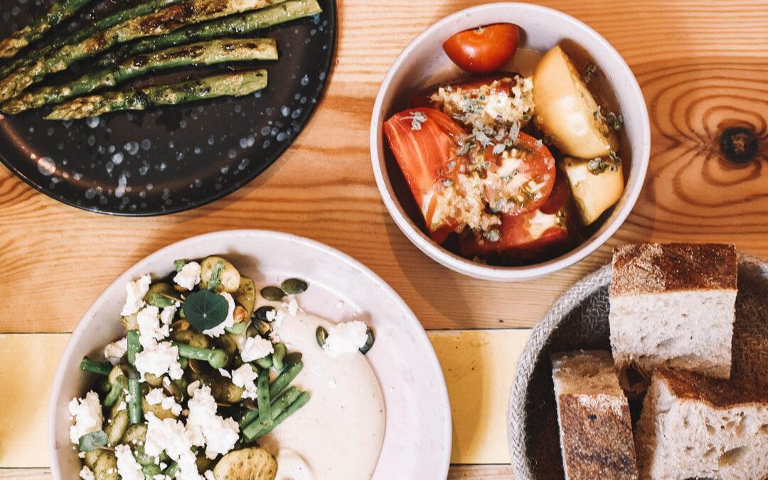 vegan eten op reis met Anne Travel Foodie