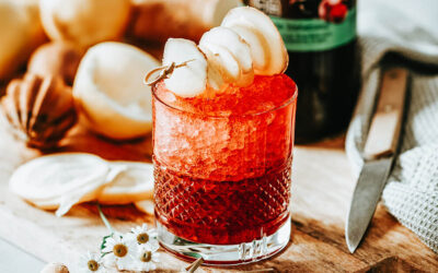 Gingerbiet Mocktail: let's spice things up!